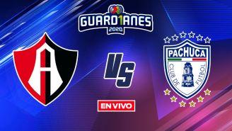 EN VIVO Y EN DIRECTO: Atlas vs Pachuca Guardianes 2020 J11
