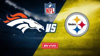 EN VIVO Y EN DIRECTO: Broncos vs Steelers 2020 S2