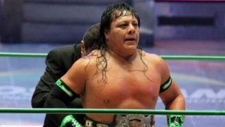 Último Guerrero, fuera del 87 Aniversario del CMLL tras dar positivo por Covid-19
