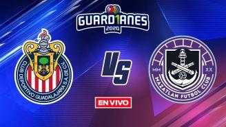EN VIVO Y EN DIRECTO: Chivas vs Mazatlán FC Guardianes 2020 J12