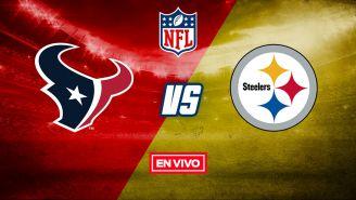 EN VIVO Y EN DIRECTO: Texans vs Steelers 2020 Semana 3