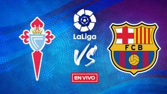 EN VIVO Y EN DIRECTO: Celta vs Barcelona
