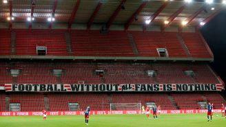 UEFA: Aprobó el regreso de los aficionados en todas las competiciones
