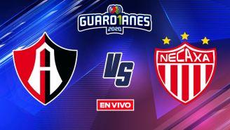 EN VIVO Y EN DIRECTO:  Atlas vs Necaxa Apertura 2020 Jornada 13