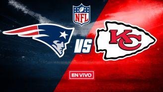 EN VIVO Y EN DIRECTO: Patriots vs Chiefs 2020 Semana 4