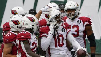 NFL: Arizona rompe racha de derrotas al vencer a NY Jets