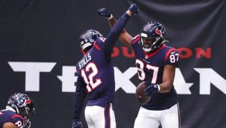 Texanos consiguieron su primera victoria de la temporada
