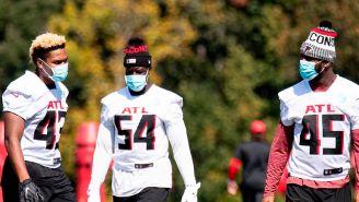NFL: Falcons cerraron instalaciones tras casos positivos por Covid-19