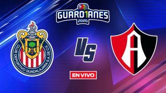 EN VIVO Y EN DIRECTO: Chivas vs Atlas Guardianes 2020 J14