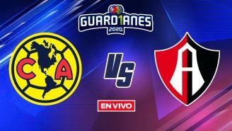 EN VIVO Y EN DIRECTO: América vs Atlas Apertura 2020 Jornada 15