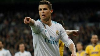 Real Madrid: Cristiano Ronaldo 'celebró' el triunfo merengue en el Clásico
