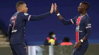 PSG goleó 4-0 al Dijon en la Jornada 8 de la Ligue 1