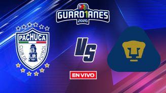 EN VIVO Y EN DIRECTO: Pachuca vs Pumas Apertura 2020 J15