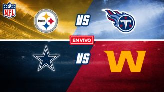 NFL EN VIVO: Pittsburgh Steelers vs Titans Semana 7