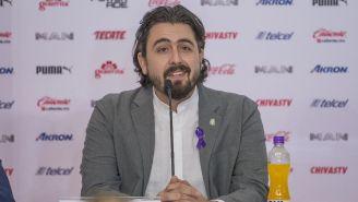 Amaury Vergara, Presidente de Chivas