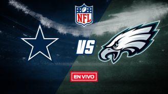 EN VIVO Y EN DIRECTO: Cowboys vs Eagles Semana 8