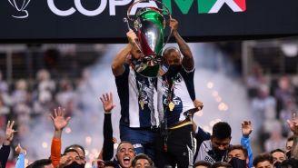 Rayados Campeón de la Copa MX