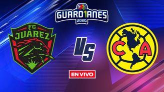 EN VIVO Y EN DIRECTO:  Juárez vs América Guardianes 2020 J17