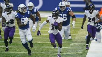 NFL: Baltimore se impuso a Indianapolis con gran labor de su defensiva