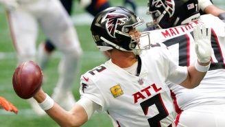 Matt Ryan en victoria de Falcons sobre Broncos