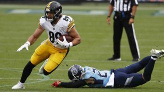 Steelers: Vance McDonald dio positivo a Coronavirus