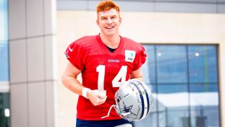 Cowboys: Andy Dalton volvió a entrenar tras superar conmoción y Covid-19