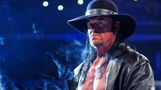 Undertaker en un evento de WWE