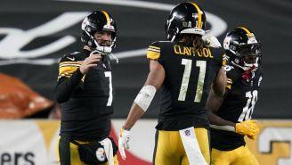 Steelers en celebración