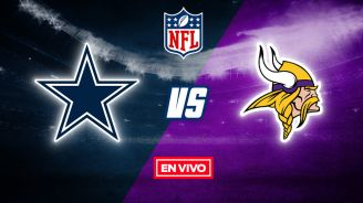 EN VIVO Y EN DIRECTO: Dallas Cowboys vs Minnesota Vikings