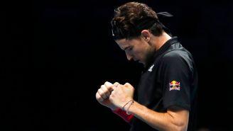 Dominic Thiem venció a Djokovic en Semifinales