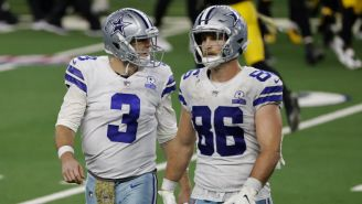 Cowboys de Dallas en partido