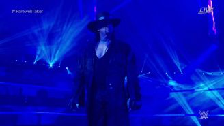 The Undertaker en Survivor Series