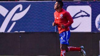 Javier Cortés, previo a un juego del Atlético de San Luis