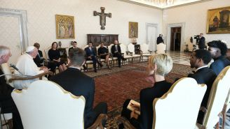 NBA: Papa Francisco recibió a jugadores y hablaron de justicia social