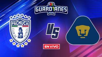 EN VIVO Y EN DIRECTO: Pachuca vs Pumas