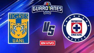 EN VIVO Y EN DIRECTO: Tigres vs Cruz Azul