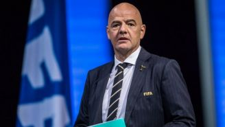 Gianni Infantino, presidente de FIFA