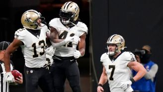 Saints derrotó a Falcons