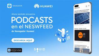 El Navegador Huawei amplía su oferta de contenido