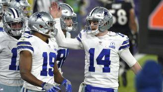 Cowboys de Dallas en partido