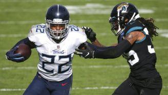 NFL: Derrick Henry guió victoria de Tennessee sobre Jacksonville