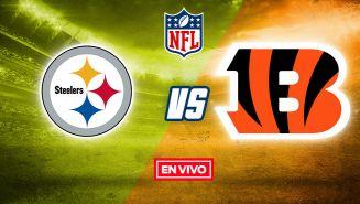 EN VIVO Y EN DIRECTO: Pittsburgh Steelers vs Cincinnati Bengals