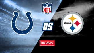 EN VIVO Y EN DIRECTO: Colts vs Steelers Semana 16