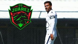 Pumas: Andrés Iniestra, con un pie en FC Juárez