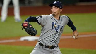 San Diego Padres oficializaron llegada de Blake Snell