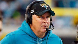 Jacksonville Jaguars despidió a su coach Doug Marrone