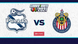 EN VIVO Y EN DIRECTO: Puebla vs Chivas