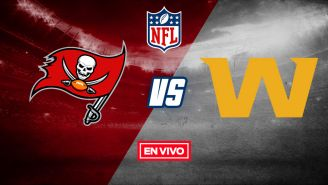 EN VIVO Y EN DIRECTO: Buccaneers vs Washington Ronda de Comodines