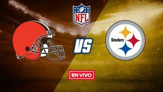 EN VIVO Y EN DIRECTO: Browns vs Steelers Ronda de Comodines