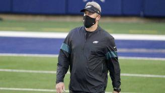 NFL: Philadelphia cesó a su head coach Doug Pederson de su cargo